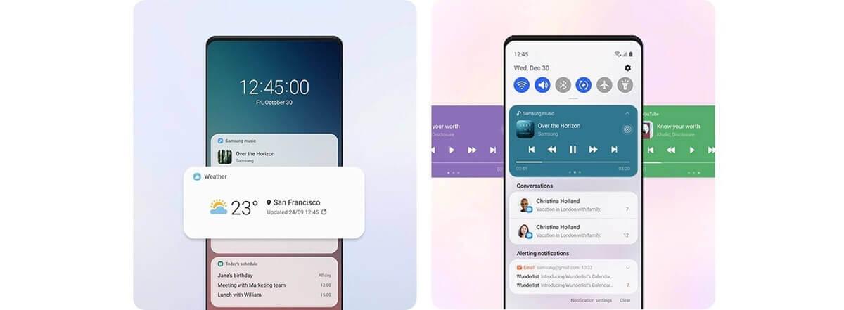 Samsung One UI 3.0 Özellikleri ve Çıkış Tarihi