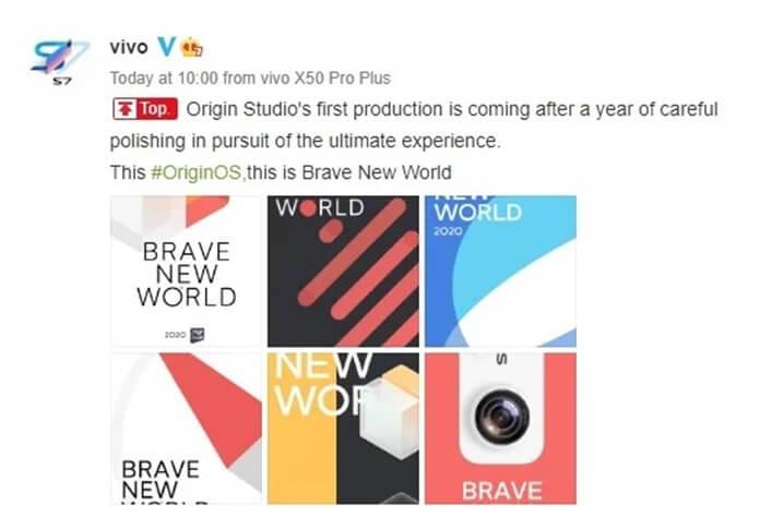 Vivo OriginOS Geliyor - İşte Özellikleri