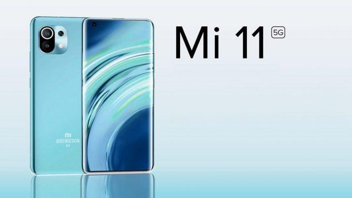 Xiaomi Mi 11, 55W Hızlı Şarj ile Gelecek