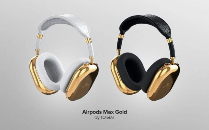 Apple AirPods Max Pure Gold