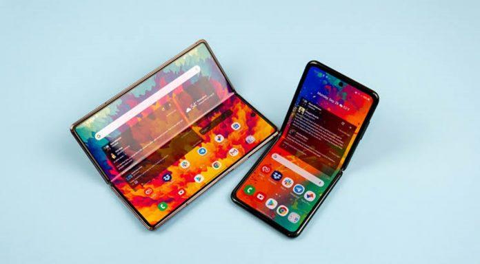 Xiaomi 2021 Katlanabilir Telefon