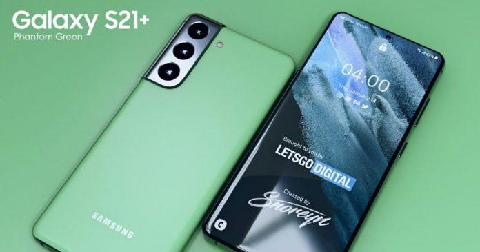 Galaxy-S21-Phantom-Green