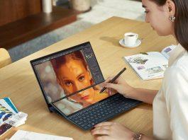 Asus Yeni Zenbook Duo (UX482) Modelini Tanıttı