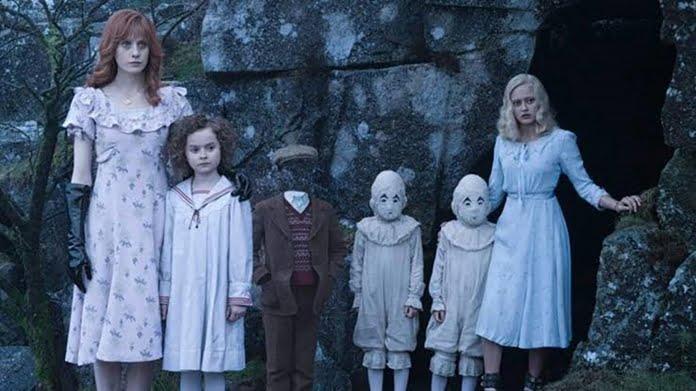 Bayan Peregrine'in Tuhaf Çocukları (2016) - IMDb 6.7