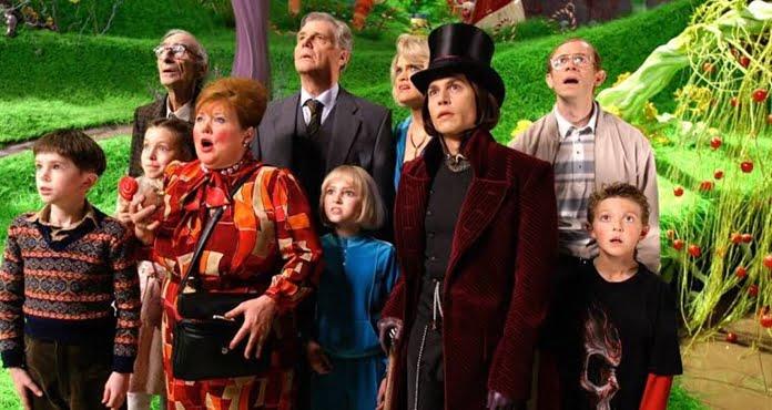 20. Charlie'nin Çikolata Fabrikası (2005) - IMDb 6.6