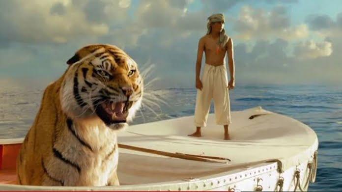 Pi'nin Yaşamı - (2012) IMDb 7.9