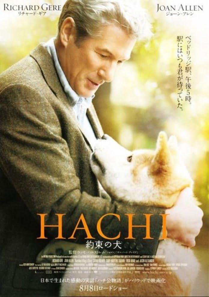 Hachi A Dog's Tale (Hachiko Bir Kopegin Hikayesi)