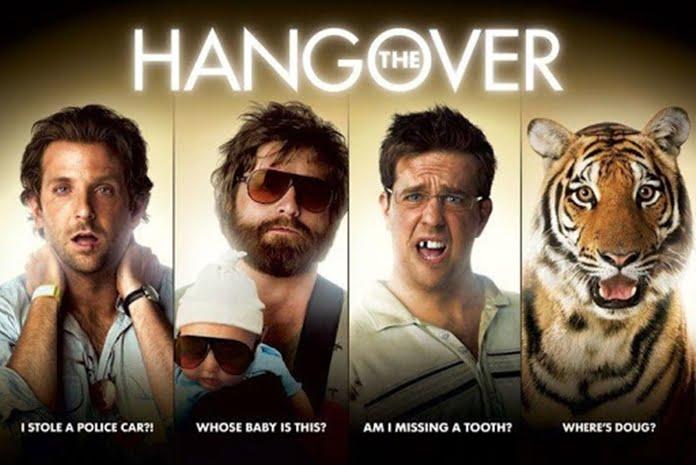 The Hangover (Felekten Bir Gece)