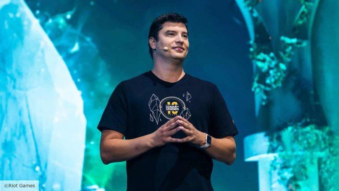 Riot Games CEO