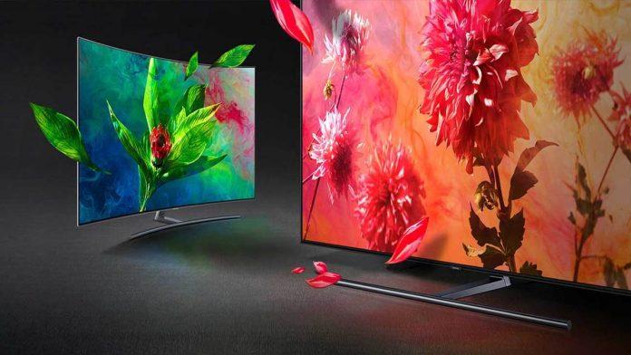 Samsung QLED Panel