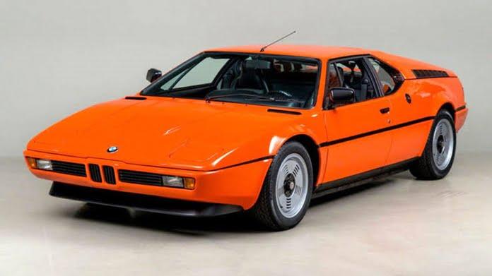 1- BMW M1