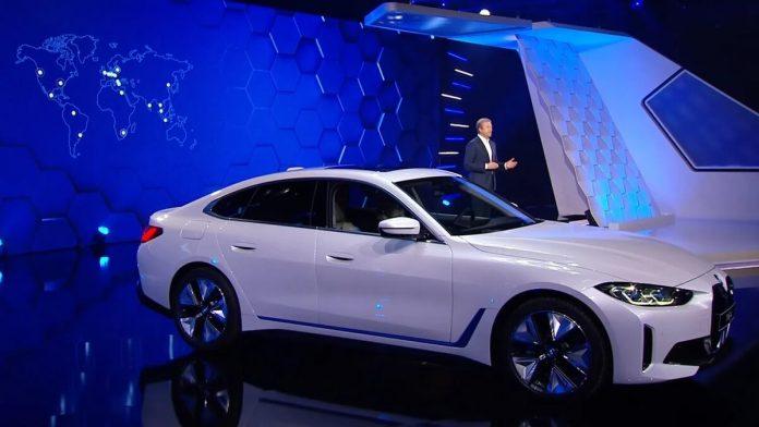 2021 BMW i4 Tanıtıldı