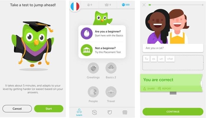Duolingo - Bedava İngilizce