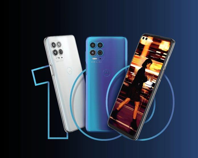 Motorola Moto G1003