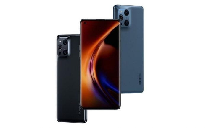 Oppo Find X3 ic3