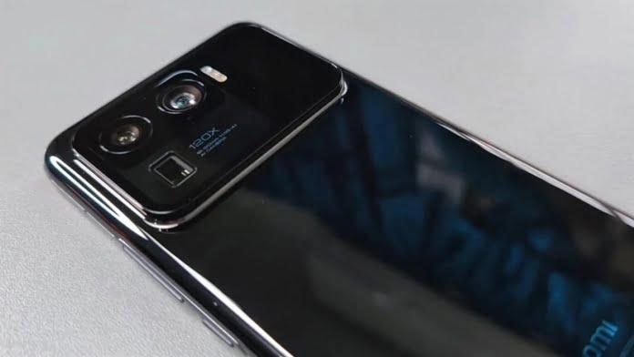 Xiaomi Mi 11 Ultra dış