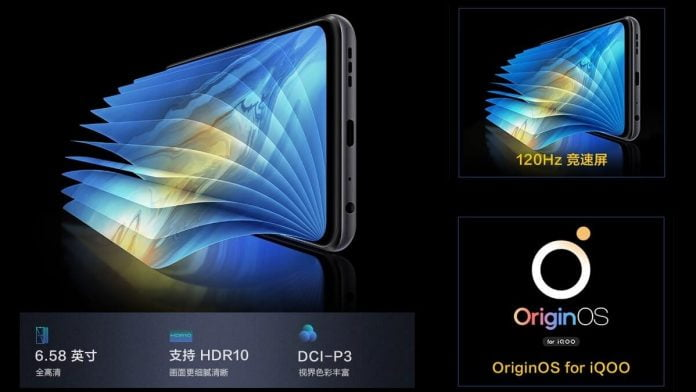 Vivo iQOO Z3, Snapdragon 768G, 5G, 120Hz Ekran ve 55W Hızlı Şarj ile Tanıtıldı
