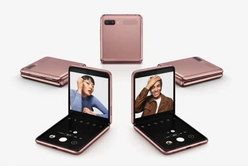 Galaxy Z Flip 3 ic