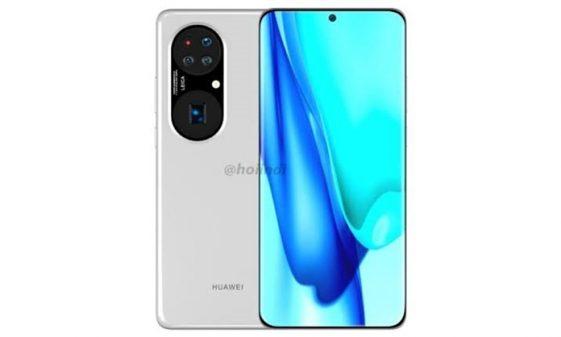 Huawei P50 Serisi dis