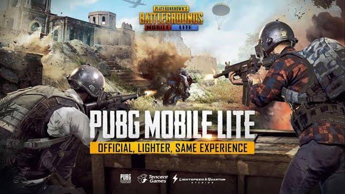 PUBG Mobile Lite ic
