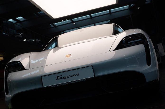 Porsche dis