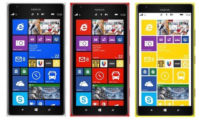 Lumia 1525 T-Mobile ile satışa sunulabilir
