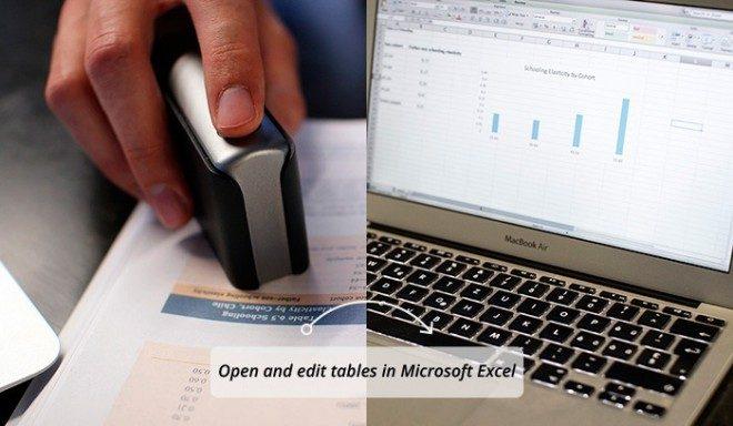 PocketScan ile kablosuz tarayıcınız avucunuzda canlansın