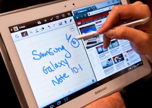 Galaxy Note 10.1 için KitKat Güncellemesi Yayımlandı