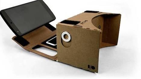 Akıllı telefonlarınız için sanal gerçeklik donanımı