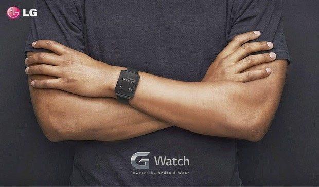 LG G Watch Bu Tarihte Satışa Çıkıyor