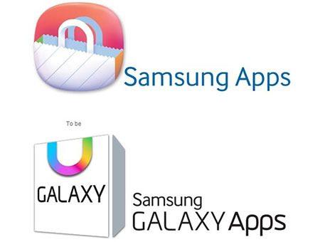 Samsung Apps İsmi Değiştiriliyor