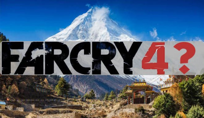 Far Cry 4 Geliyor