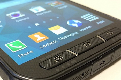 Galaxy S5 Active Tanıtıldı!