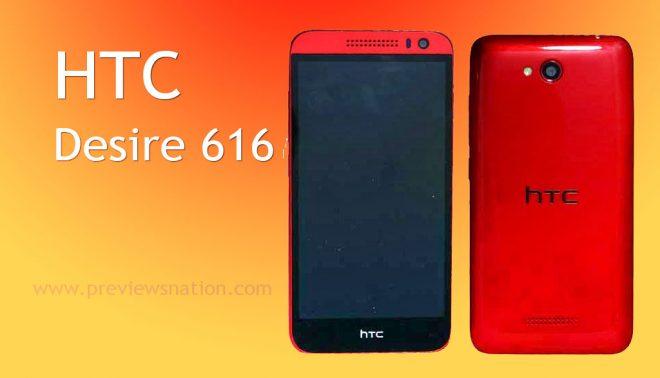 8 çekirdekli HTC Desire 616 duyuruldu