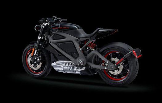 Harley-Davidson Elektrikli Motosiklet