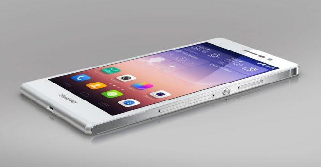 Huawei Ascend P7 1 Milyon Sattı