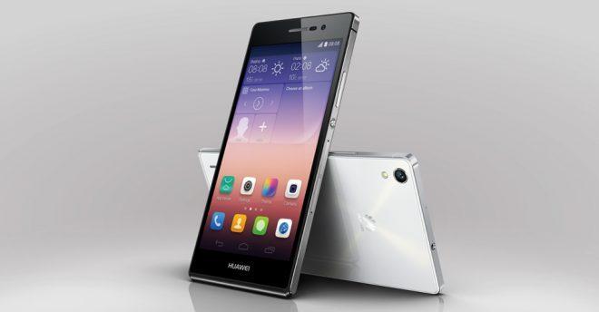 Huawei Ascend P7 1 Milyon satışa ulaştı