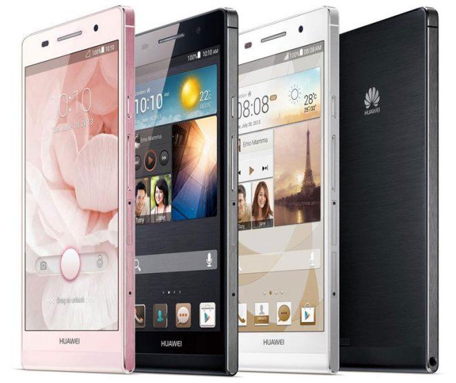 Huawei Ascend P7 Tanıtıldı