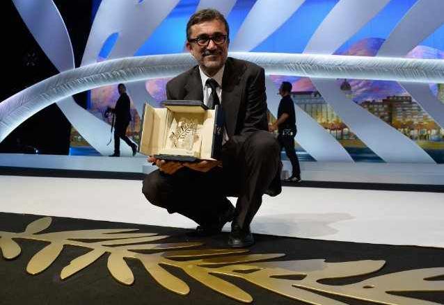 Nuri Bilge Ceylan'ın 'Kış Uykusu' filmine Altın Palmiye ödülü