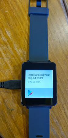 LG G Watch'ın görüntüleri tekrar sızdırıldı