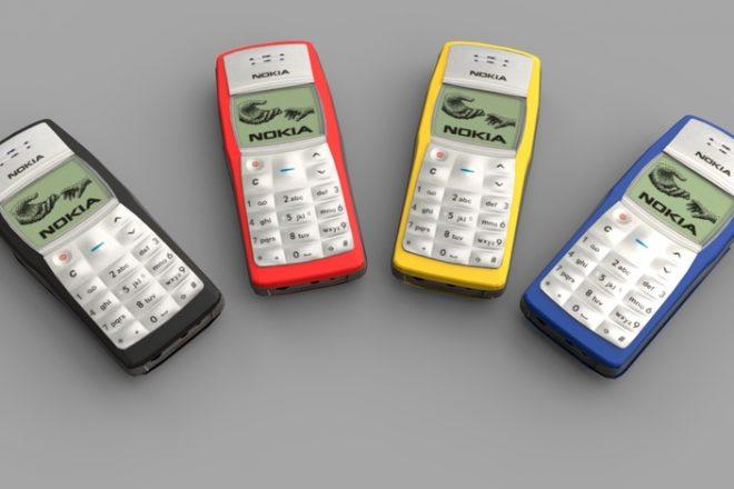 Dünyanın En Çok Satan Telefonu Nokia