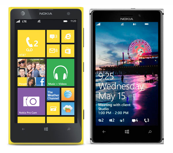 Nokia Lumia 925 Ve 1020 İçin Cyan Güncellemesi Arjantin'de Yayınlandı