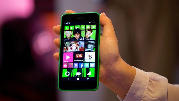 Nokia Lumia 635 Ön siparişe sunuldu