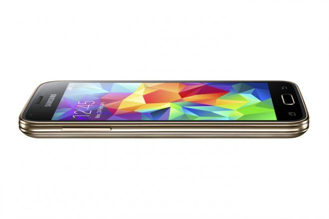 Samsung Galaxy S5 Mini 'nin Sızıntı Görseli