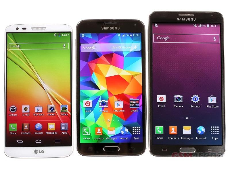 Samsung-Galaxy-S5-vs-LG G2-inceleme-1