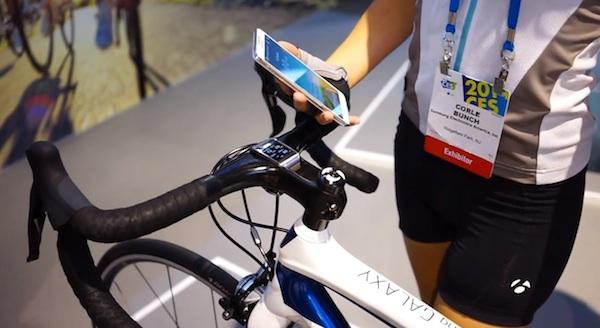 Samsung Fark Yaratıyor, Akıllı Bisiklet