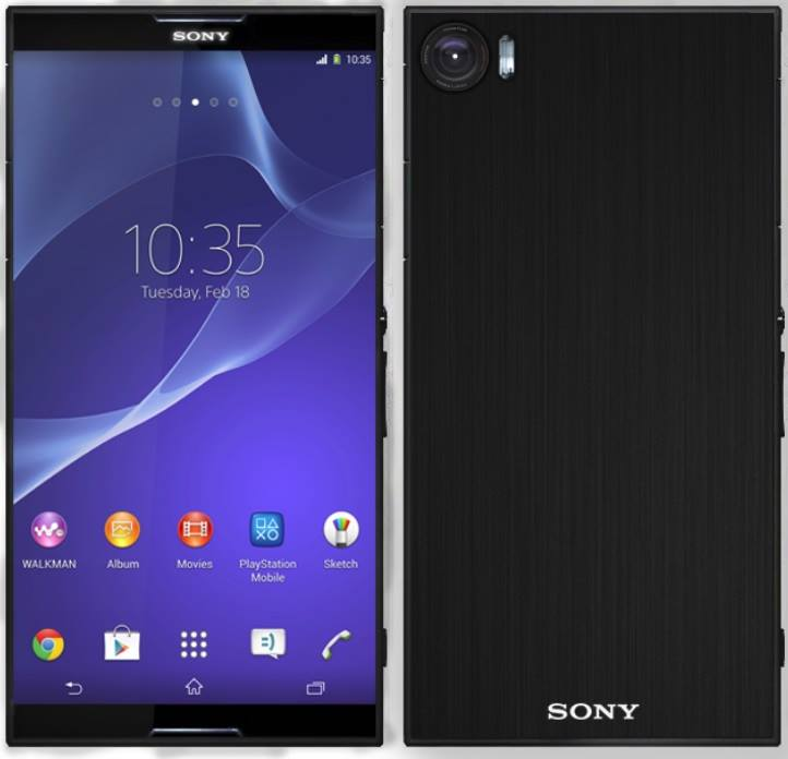 Sony Xperia Z3 ve Sony Xperia Z3 Compact görüntüleri sızdırıldı!