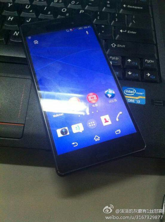 Sony Xperia Z3 sızdırıldı