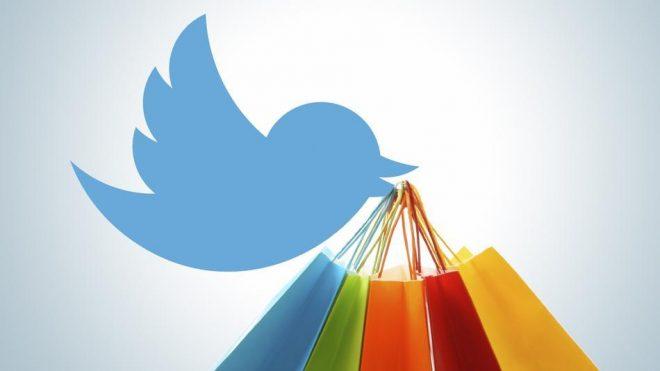 Twitter'dan Alışveriş Devri Başlıyor