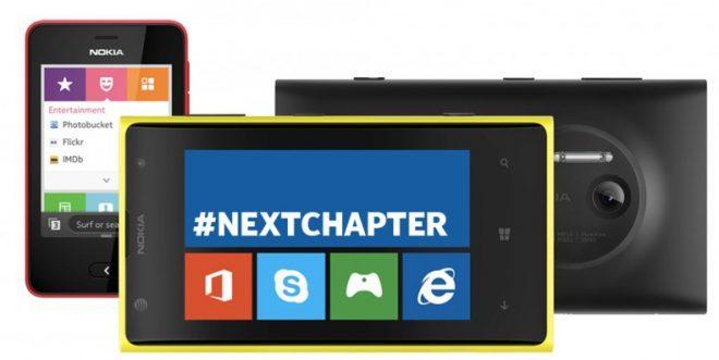 Nokia'dan Yeni Cihazlar Geliyor